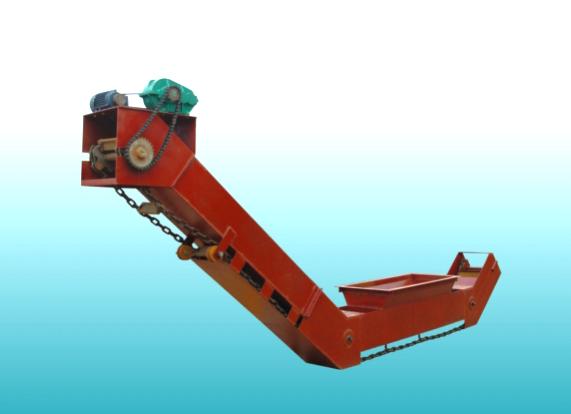 ZGC-05型平斜双链chu渣机